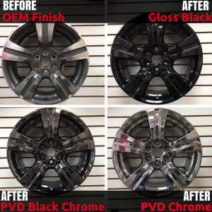 Affordable Powder Coating | Custom Colors & Finishes ...